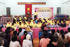 HREC góp 300 triệu đồng cho công tác xã hội tại Đồng Nai