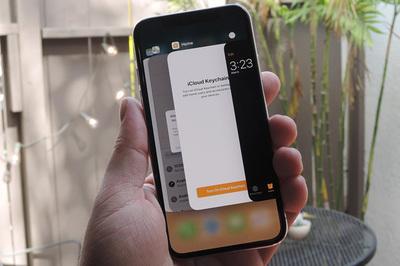 Cách tắt nhiều ứng dụng cùng lúc trên iPhone Xs và Xs Max