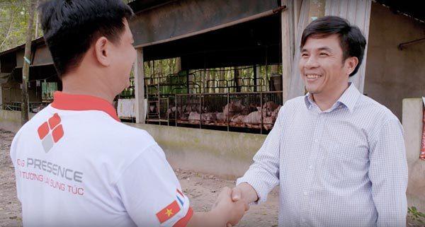 Cám Pháp Guyomarc'h: đổi mới vì người chăn nuôi Việt