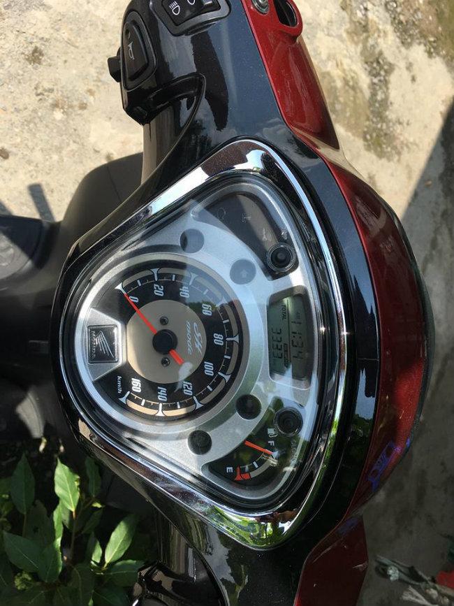 Cận cảnh Honda SH Mode biển ngũ quý 9, giá nửa tỷ đồng tại Tiền Giang