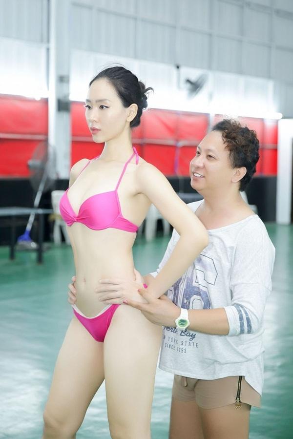 Nguyễn Phương Khánh được huấn luyện tại lò đào tạo Hoa hậu Philippines