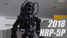 Đã có Robot đủ khả năng xây dựng thay thế con người