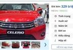 Loạt mẫu ô tô mới tinh rơi về mốc giá 300 triệu đồng gây sốt tại Việt Nam