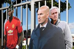 """Zidane """"ủ mưu"""", bật chế độ chờ chiếm ghế nóng MU"""