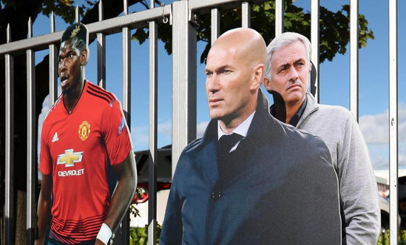 Zidane 'ủ mưu', bật chế độ chờ chiếm ghế nóng MU