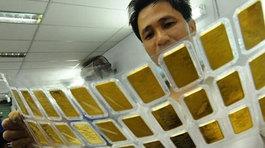 Giá vàng hôm nay 9/10: USD tăng vô cực, vàng bán tháo không dừng