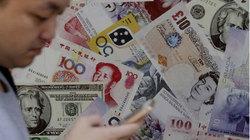Tỷ giá ngoại tệ ngày 12/10: USD trượt giảm, Euro vụt tăng