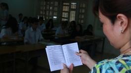 Thi vào lớp 10 ở Hà Nội: 2/4 môn thi trắc nghiệm