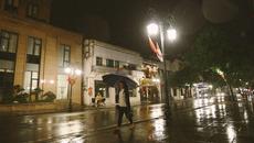 Dự báo thời tiết 9/10: Tối nay Hà Nội bắt đầu mưa lạnh