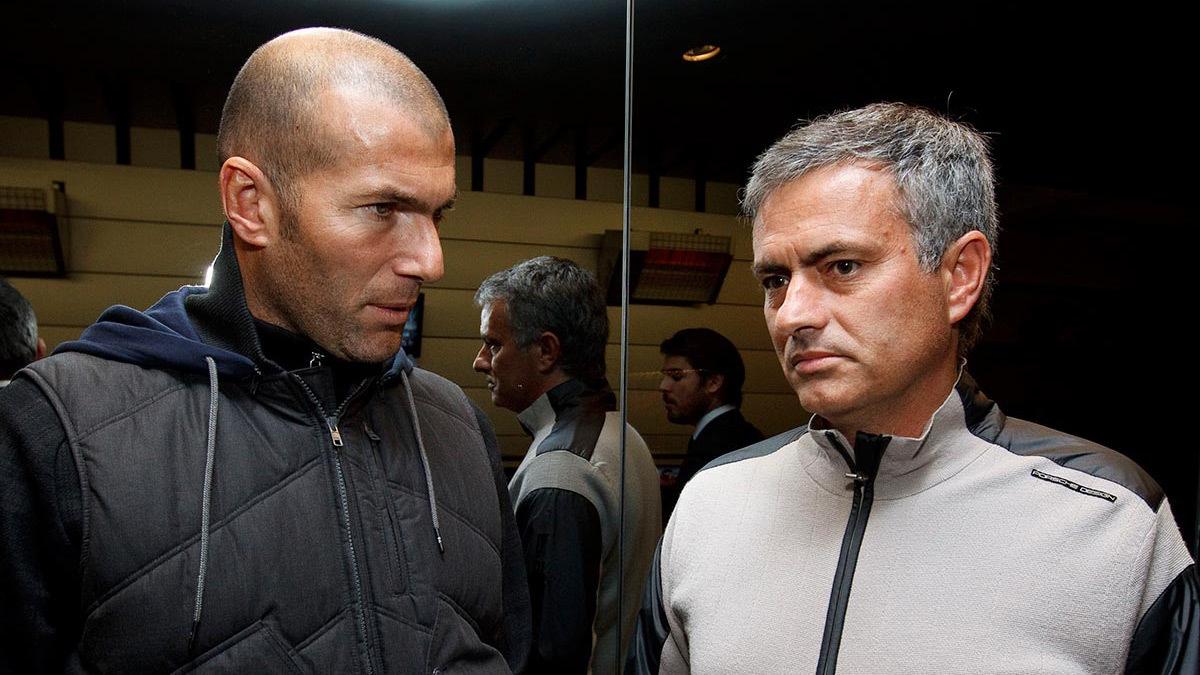 MU khủng hoảng: Zidane, Mourinho và cái tầm của Quỷ đỏ