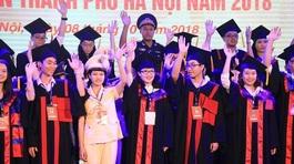 Vinh danh 88 thủ khoa xuất sắc tốt nghiệp các trường ĐH năm 2018