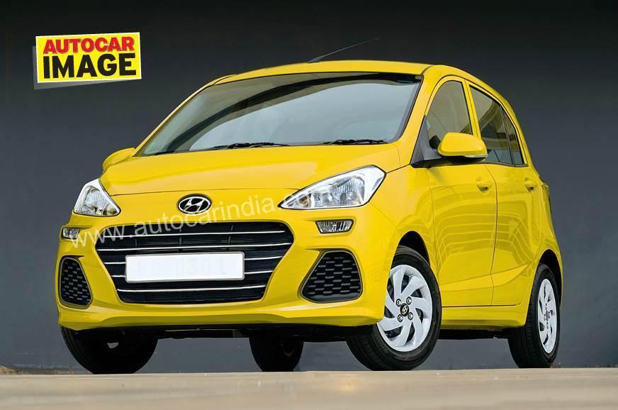 Hyundai tung ra ô tô 4 chỗ ngồi giá 'sốc' chỉ 117 triệu đồng