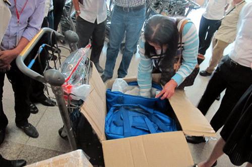 Tân Sơn Nhất,An ninh sân bay,để quên hành lý,sân bay Tân Sơn Nhất