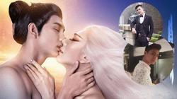 Lâm Khánh Chi bị chồng giận 1 tuần vì hôn bạn diễn 20 lần