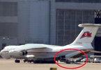 Máy bay đặc biệt của Triều Tiên xuất hiện ở Nga