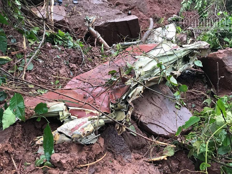 Bộ Quốc phòng nói về nguyên nhân máy bay Su-22 rơi ở Nghệ An