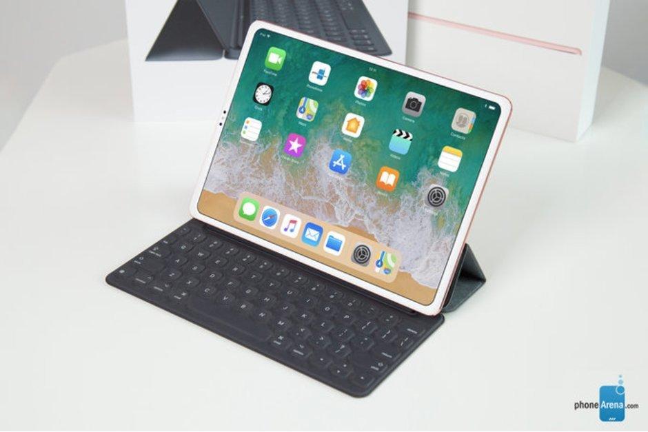 iPad Pro thế hệ mới: Đầu nối từ tính, Face ID và Apple Pencil mới?