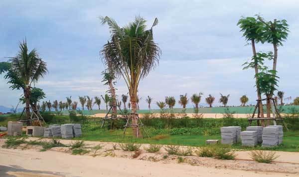 Para Grus- đô thị đầu tiên tại KN Paradise Cam Ranh