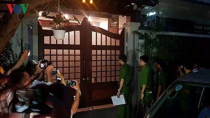 Vũ nhôm,Phan Văn Anh Vũ,phong tỏa tài sản,Đà Nẵng