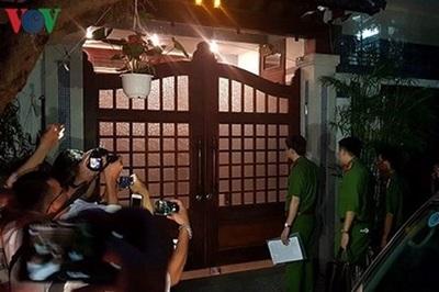 Phong tỏa tài sản 9 người liên quan đến Vũ 'nhôm'