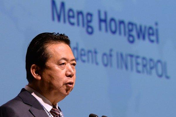 Trung Quốc kết án cựu chủ tịch Interpol hơn chục năm tù
