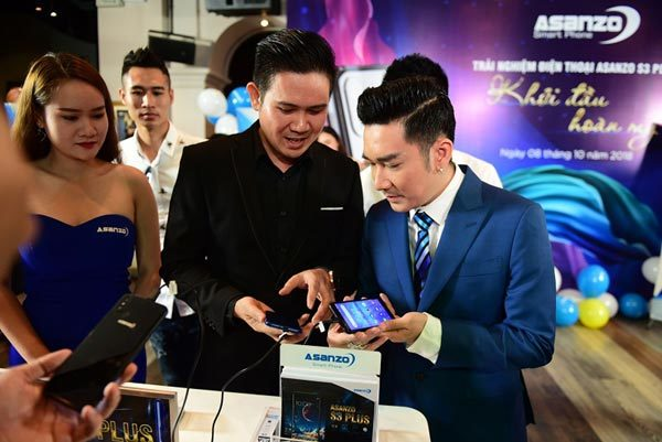 Ra mắt điện thoại Asanzo S3 Plus
