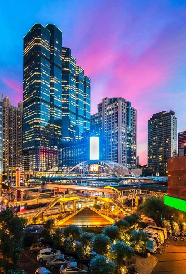 Sức hấp dẫn của BĐS Bangkok