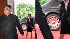 Ông Kim Jong Un sắm xe mới?