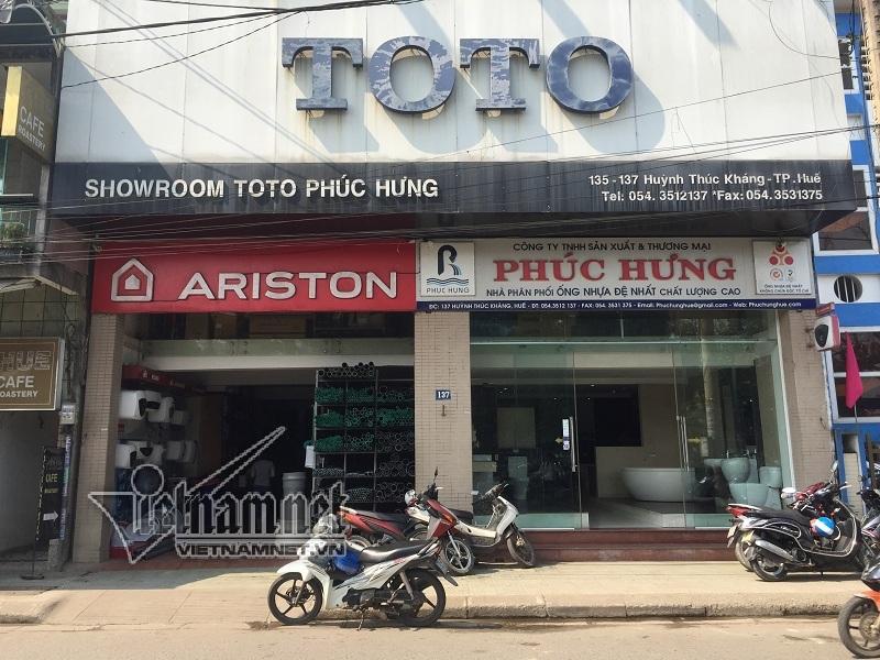 nhà công sản giá bèo,tham nhũng,Thừa thiên Huế