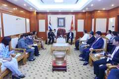 Việt Nam - Cuba quyết tâm đưa hợp tác KH&CN ngày một phát triển