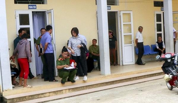 Điện Biên: Ngã ở sân trường, trẻ mầm non tử vong thương tâm