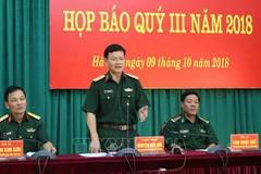 Sắp xếp bộ máy quân đội: Có đơn vị mới nhưng không tăng quân