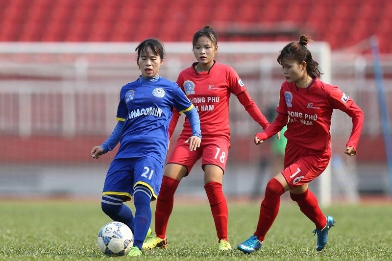 Giải nữ VĐQG – Cúp  Thái Sơn Bắc 2018: Xác định 2 cặp bán kết