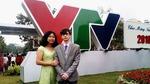 Người mẹ quyền lực của MC ngoại quốc điển trai ở VTV4