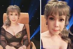 Việt Hương khoe vẻ gợi cảm ở tuổi 42
