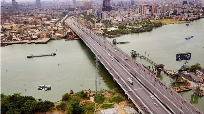 Bơm 96.000 tỷ làm 50 cây cầu, triệu dân Sài Gòn hưởng lợi