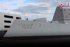 Bí mật 'căn cứ quân sự trên biển' 7 tỷ đô của Mỹ