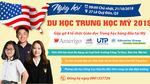 Ngày hội du học trung học Mỹ: Học bổng lên đến 50%