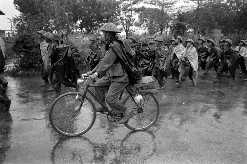 Hà Nội,ngày giải phóng Thủ đô,hình ảnh ấn tượng