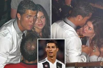 Ronaldo sốt vó, có thể bị dẫn độ sang Mỹ