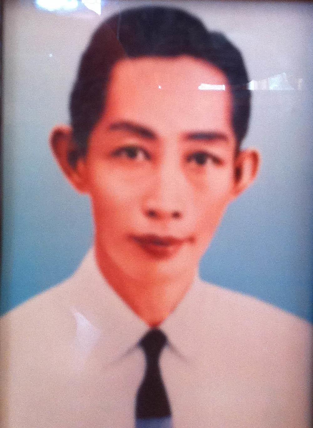 Ông Phạm Ngọc Thìn.