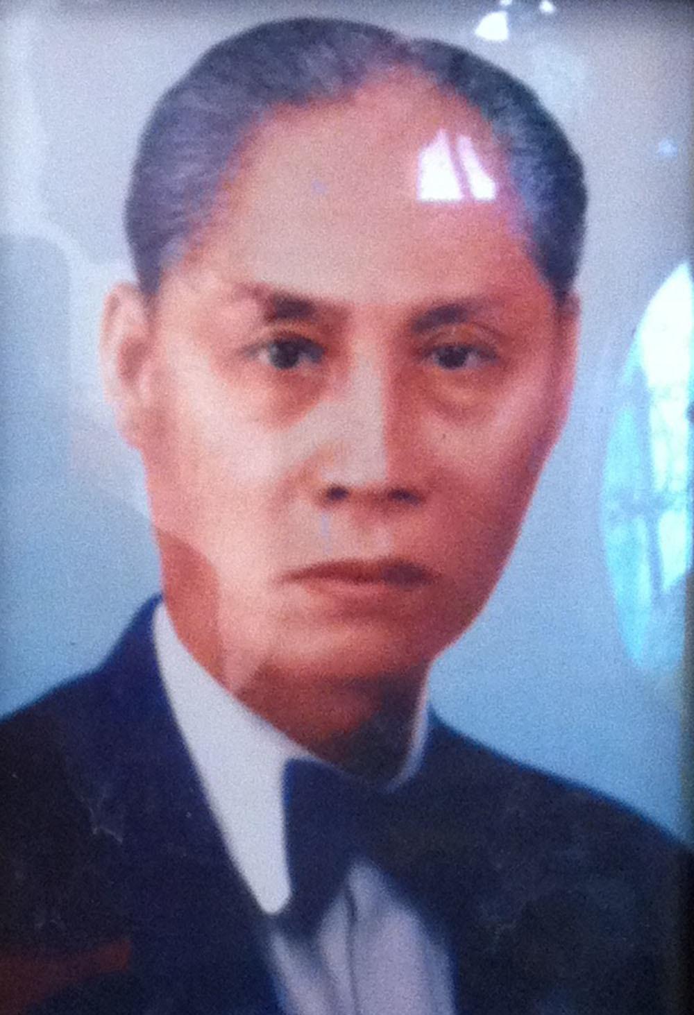 Ông Phạm Ngọc Bình.