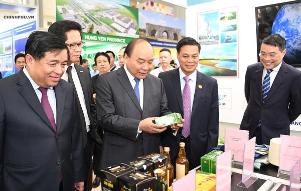 Thủ tướng Nguyễn Xuân Phúc,kinh tế Việt Nam,doanh nghiệp FDI,đầu tư nước ngoài