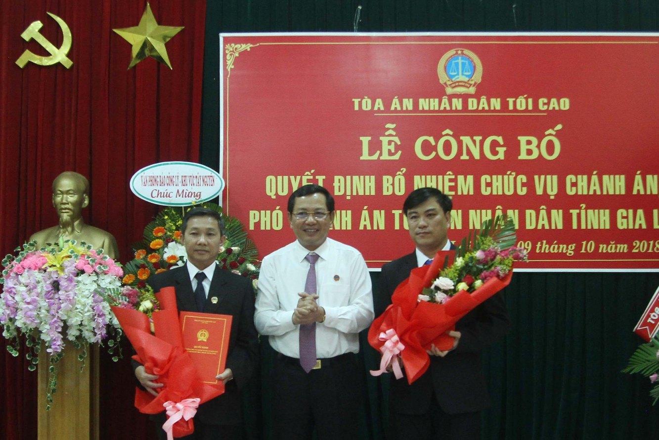 4 cơ quan bổ nhiệm nhân sự mới