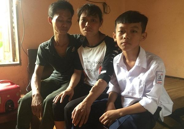 hoàn cảnh khó khăn,bệnh hiểm nghèo,suy thận,từ thiện vietnamnet
