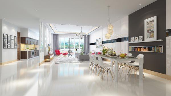 Tiện lợi và yên tâm khi mua căn hộ đã bàn giao