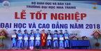 Hơn 87% sinh viên Trường ĐH Nha Trang tốt nghiệp loại khá