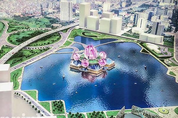 Từ Thủ Thiêm, nhìn lại các dự án nhà hát nghìn tỷ 'chết yểu' ở Hà Nội