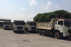 Lái xe tải húc CSGT, cướp giấy tờ: Phạt hơn 22 triệu đồng