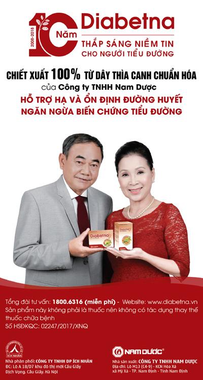 Cây quý trị tiểu đường 'ghi danh' vào dược điển Việt Nam